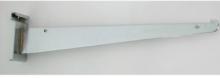 Soporte 14 pulgadas cromado para tablilla para rejilla